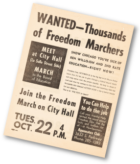 Demonstration Flyer