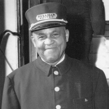 Photo of a Pullman porter